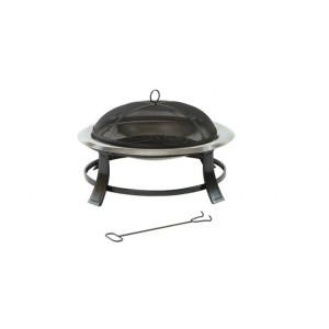 Prima Stainless Steel Outdoor Fire Bowl