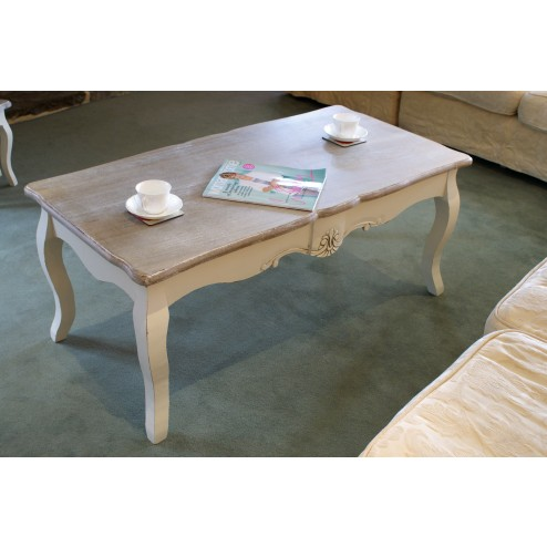 Cream Coffee Table from the Devon Indoor Furniture Range