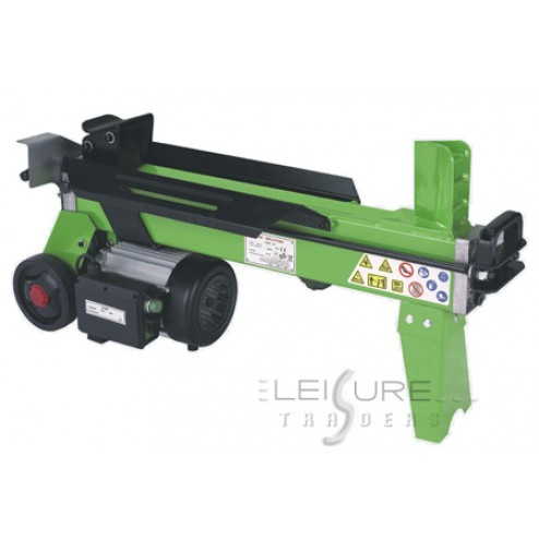 Electric Log Splitter With 4 Ton Splitting Force