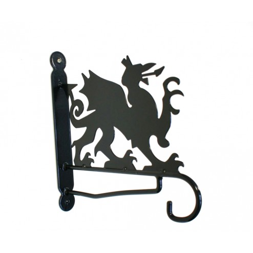Welsh Dragon Wall Bracket