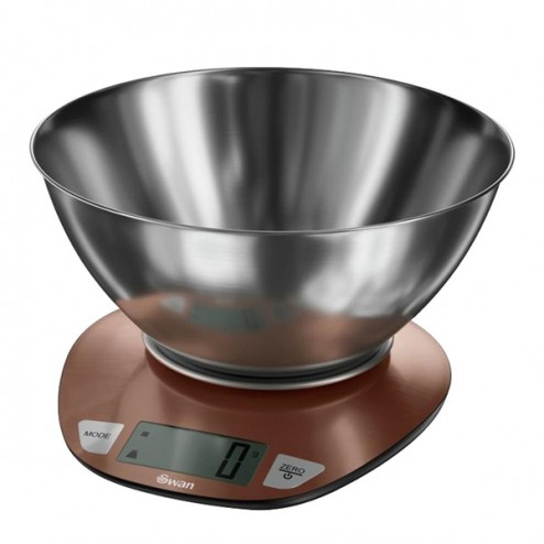5kg Digital Copper Kitchen Scales