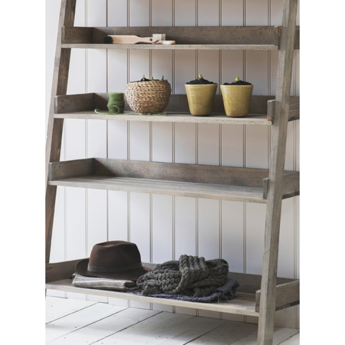 Aldsworth Wide Ladder Shelf Leisure Traders