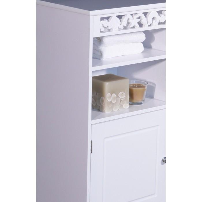 home st tropez white bathroom cabinet