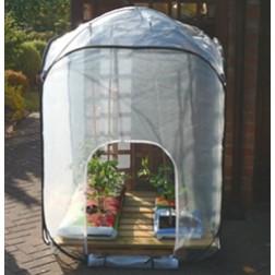 Pop-up Mesh Garden Greenhouse 1.25m x 1.25m x 1.35m High