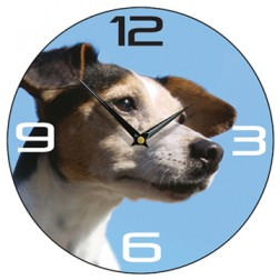 Jack Russell Dog Wall Clock