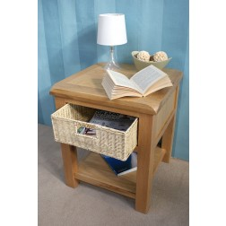 Pembury 1 Drawer Lamp Table