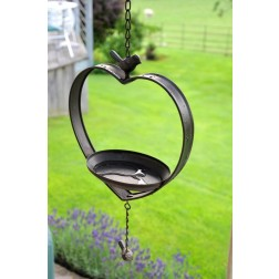 Venice Antique Hanging Bird Feeder