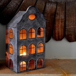 Small Dutch House Lantern