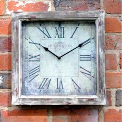Kensington Square Garden Clock
