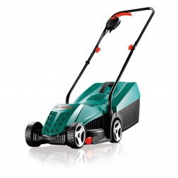 The Bosch Electric 1200W Garden Rotary Lawnmower