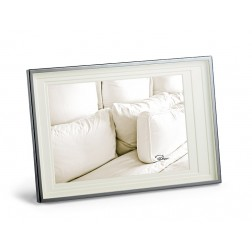 Medium Sectioned Silver Photo Frame