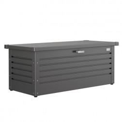 Metal Storage Box 180 Dark Grey