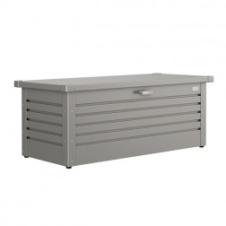 Metal Storage Box 180 Quartz Grey
