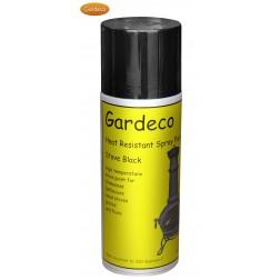 Black Heat Resistant Spray Paint
