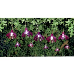 20 Flower LED Solar Garden Lights