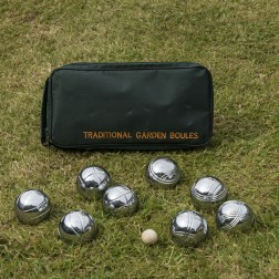8 Ball Boule Set