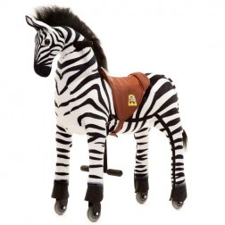 Large Ride on Zebra