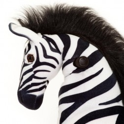 Medium Ride on Zebra