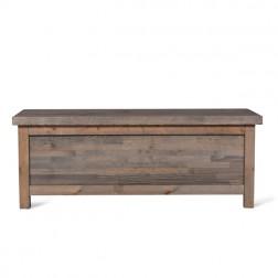 Spruce Hallway Bench Box