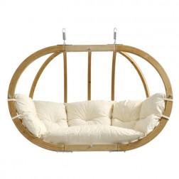 Globo Royal Hanging Seat Set Natural
