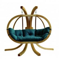 Globo Royal Hanging Seat Set Green
