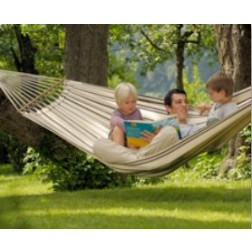 Brasilia Cappuccino Spreader Bar Swing Hammock