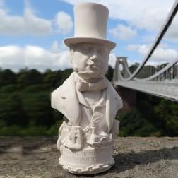 Brunel Bust