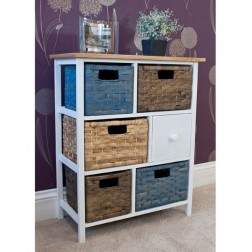 Casamoré Camber 6 Drawer Unit