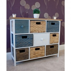 Casamore Camber 9 Drawer Storage Chest
