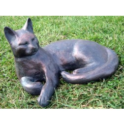 Classic Cat Garden Ornament