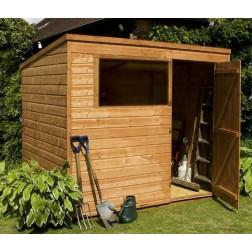 Coledale 6' x 4' Shiplap Pent Wooden Garden Shed