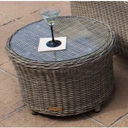Casamoré Corfu Sun Lounger Side Table