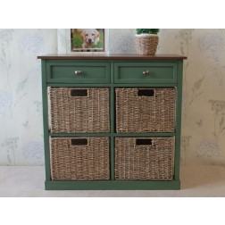 Casamoré Country Cottage 6 Drawer Storage Chest