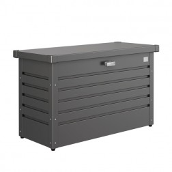 Metal Storage Box 130 Dark Grey