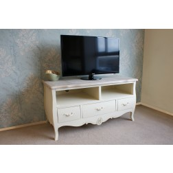 Devon 3 Drawer 2 Shelf TV Unit
