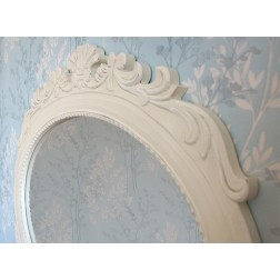 Devon Oval Wall Mirror