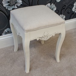 Devon Padded Bedroom Stool