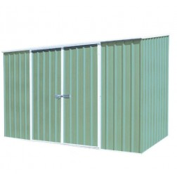 Space Saver Garden Shed 3x1.52m