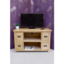 Farmhouse Corner TV Unit
