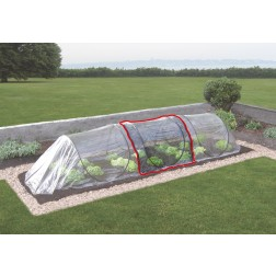 Pop Up Hotbed Clear PVC Cover Plant/Vegetable Protection Tunnel - Extension