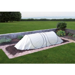 Pop Up Frost Fleece Cover Plant/Vegetable Protection Tunnel