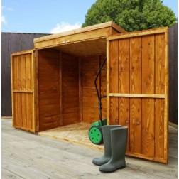 Gilpin Overlap Outdoor Wooden Mowerstore