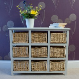 Gloucester Petite 9 Drawer Storage Unit