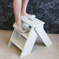 Gloucester Folding Kitchen Steps