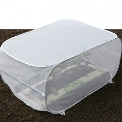Ultra Fine Net Rectangular Pop-up Cloche 1.0m x 0.5m x 0.75m