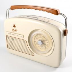 Rydell 50's DAB Radio - Cream