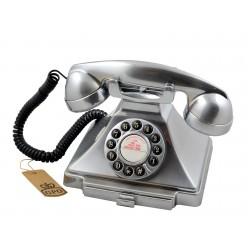 Classic 20th Century Telephone - Chrome
