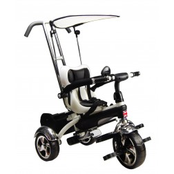 Children's 4-in-1 Tricycle - White