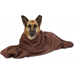 Microfibre Dry Doggy Bag / Wrap - Extra Large