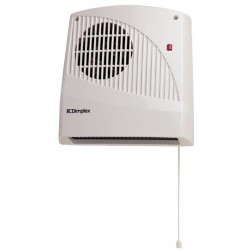 Wall Mounted Downflow Fan Heater